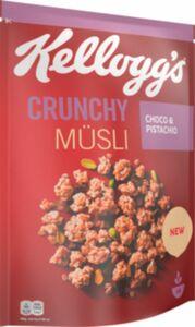Kellogs Müsli Chrunchy & Pistatie 425 g