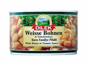 Dilek Weiße Bohnen in Tomatensauce