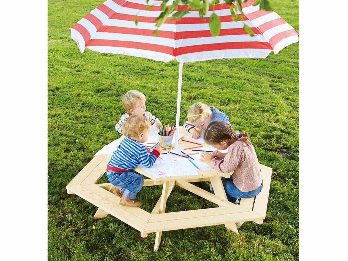 Bild 3 von Pinolino Nicki Kindersitzgruppe 6-Eck
