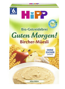 Hipp Bio-Getreide-Brei Bircher-Müesli ab 6. Monat 250 g