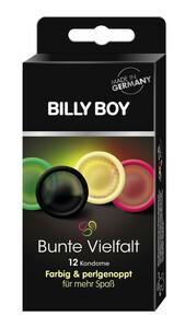 Billy Boy Bunte Vielfalt Kondome 12 Stück