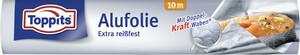 Toppits Kraft-Alufolie Nachfüllrolle 10 m x 29,5 cm 1 Stück