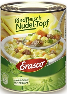 Erasco Rindfleisch-Nudeltopf 800 g