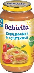 Bebivita Schinkennudeln in Tomatensauce ab dem 12. Monat 250 g