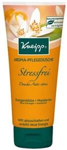 Kneipp Aroma Pflegedusche Stressfrei mit Orangenblüten und Mandarine 200 ml