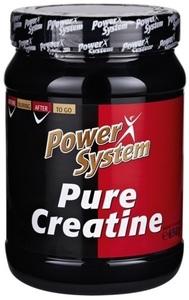 Power System Pure Creatine 650 g