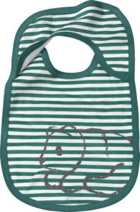 ALANA Baby-Lätzchen, in Bio-Baumwolle, weiß, grün, für Mädchen und Jungen