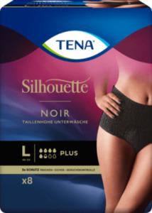 TENA Pants Silhouette schwarz Größe L