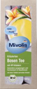 Mivolis Basentee Kräutertee aus 49 Kräutern Bio