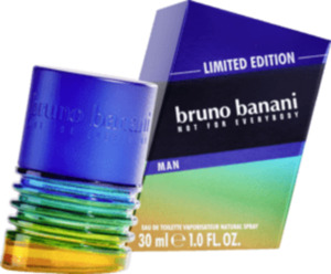 Bruno Banani Eau de Toilette Pride Edition for Men