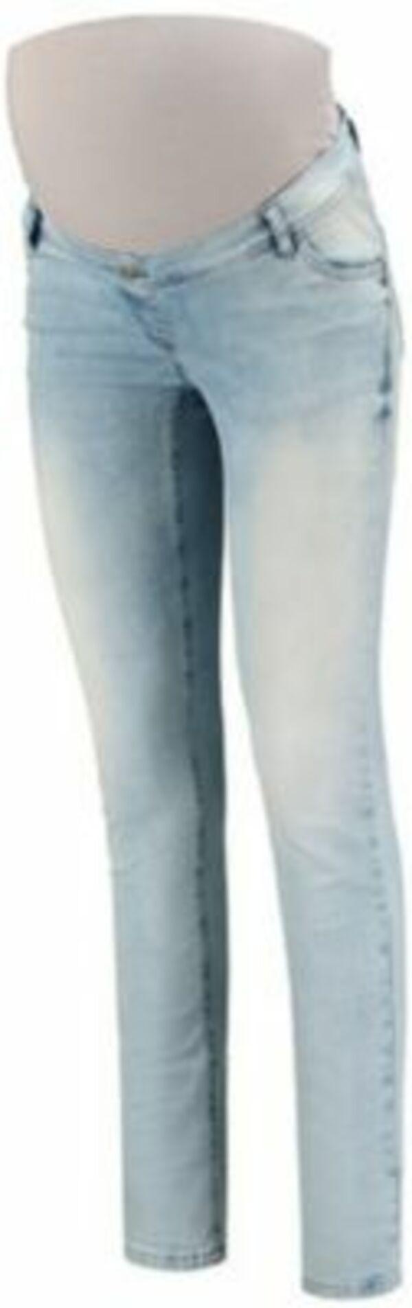 Umstandsjeans Sophia 32´´ blau Gr. 27 Damen Kinder