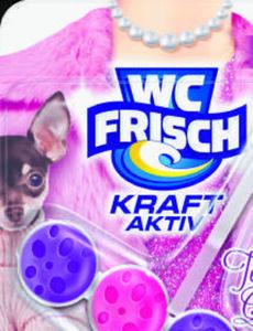 WC-Frisch Toilettenspüler