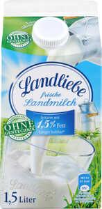 LANDLIEBE  frische fettarme Landmilch