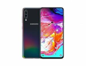 Samsung Smartphone A70, 128 GB ,  schwarz