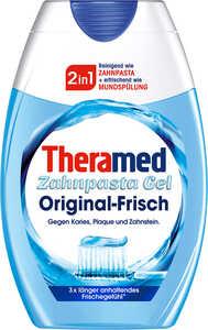 THERAMED  2in1 Fluorid-Zahncreme + Mundspülung Original