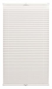 Gardinia Plissee Mini ,  weiß, 80 x 130 cm