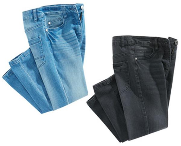alive®  5-Pocket-Jeans