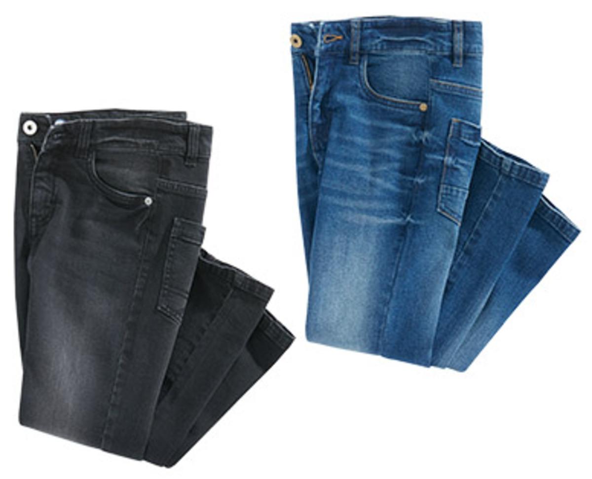 Bild 2 von alive®  5-Pocket-Jeans