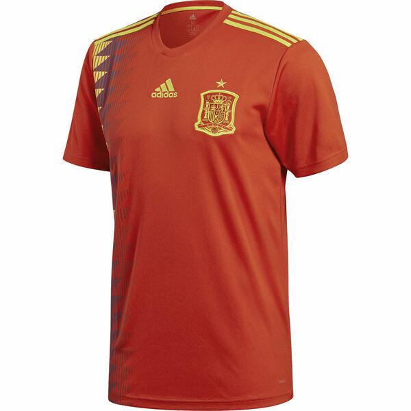 adidas Herren Heimtrikot Spanien 2018