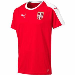 Puma Herren Heimtrikot Serbien 2018