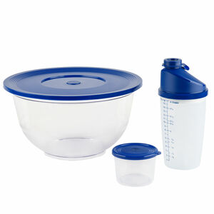 Emsa 3-teiliges Salat-Set Superline