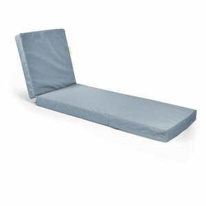 "Outbag              Liegenauflage ""Flat Plus"", stone-grey"