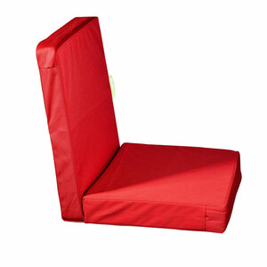 """Outbag              Gartenstuhlauflage """"Low Rise Plus"""", red"""