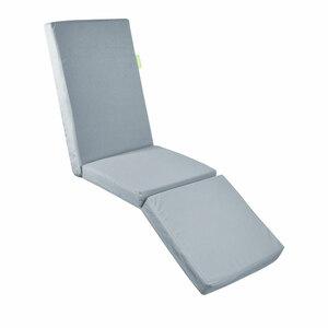 "Outbag              Liegenauflage ""Relax Plus"", stone-grey"