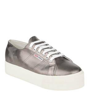 SUPERGA             Sneaker, Camouflage-Optik, Statement-Sohlen