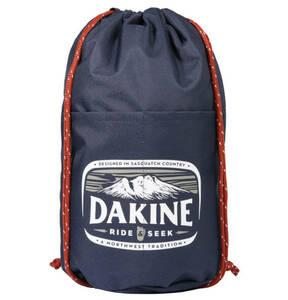 """DAKINE             Rucksack """"Cinch Pack"""", Print, Kordelzug, 17 l, für Damen"""