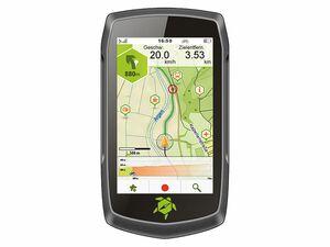 TEASI ONE⁴ - Outdoor-Navigationsgerät + Tahuna Tasche  schwarz