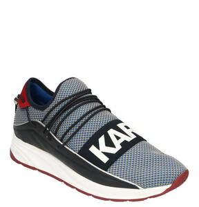 "KARL LAGERFELD             Sneaker ""VEKTOR Karl Band Net"", Quicklace, Print"
