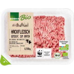 EDEKA Bio Hackfleisch, gemischt