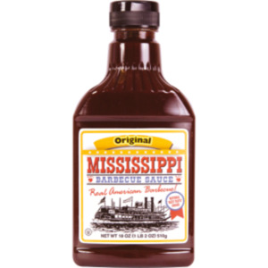 Mississippi Barbecue Saucen