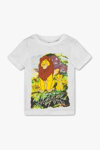 König der Löwen - Kurzarmshirt - Bio-Baumwolle