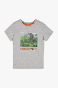 Palomino         Kurzarmshirt - Bio-Baumwolle