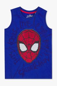 Spider-Man - Top - Glanz Effekt