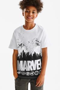 Marvel - Kurzarmshirt - Glanz Effekt