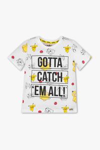 Pokémon - Kurzarmshirt - Bio-Baumwolle