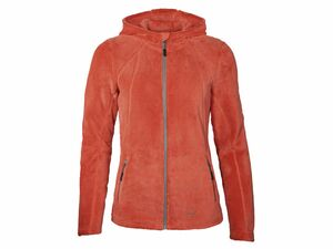 CRIVIT® Damen Fleece-/Powerstretchjacke