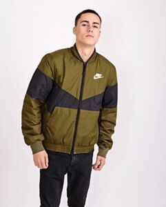 Nike Synthetic Bomber - Herren Jackets