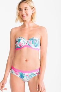 Bikini-Top - wattiert