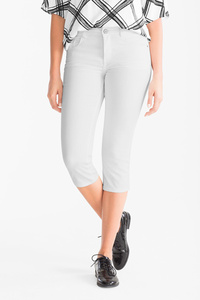 The Denim         THE CAPRI JEANS