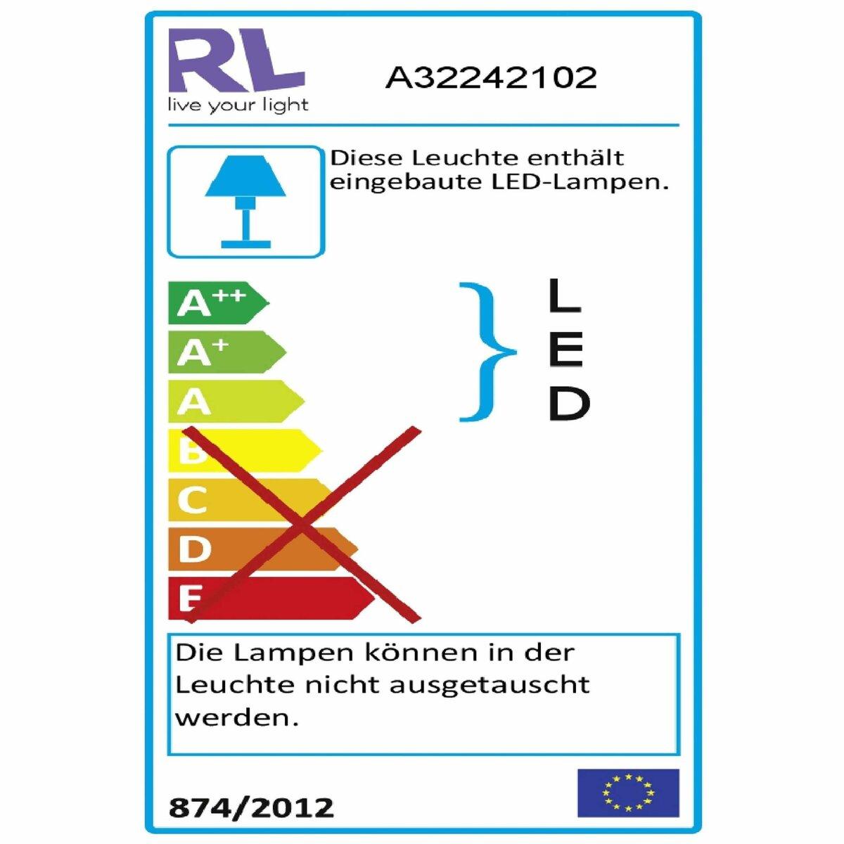 Bild 2 von Reality Leuchten LED-Pendelleuchte