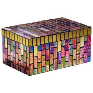 Ambia Home DEKOBOX, Mehrfarbig