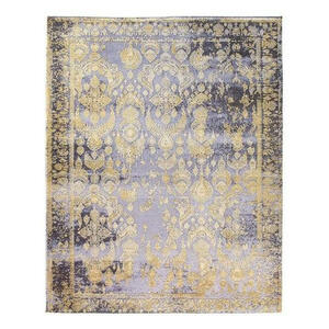 Novel VINTAGE-TEPPICH 140/200 cm Gold, Grau