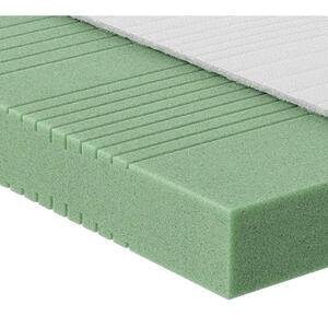 Schlaraffia KALTSCHAUMMATRATZE Gigant 500 roll-pack 100/200 cm, Weiß