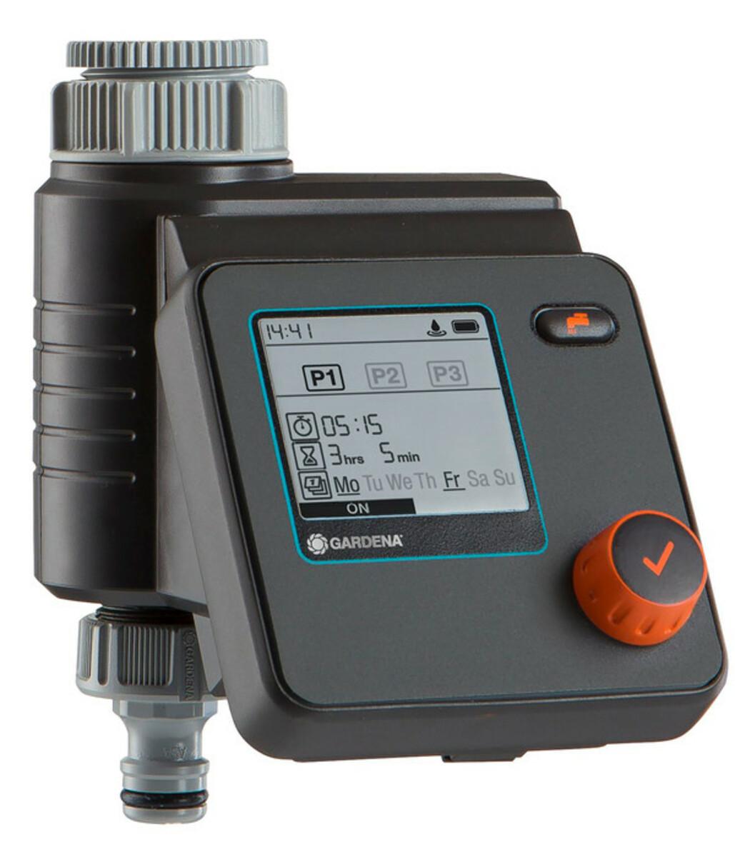 Bild 1 von GARDENA Bewässerungscomputer Select