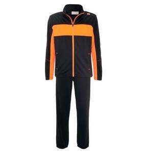 manguun sports             Trainingsanzug, Streifen-Design, 2-tlg. Set, schnelltrocknend, atmungsaktiv, für Jungen