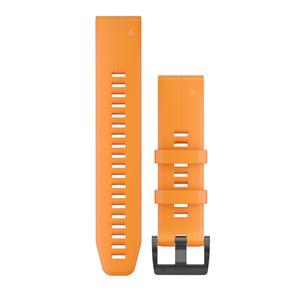 Armband für GPS-Uhr Fenix 5 orange Breite 22 mm